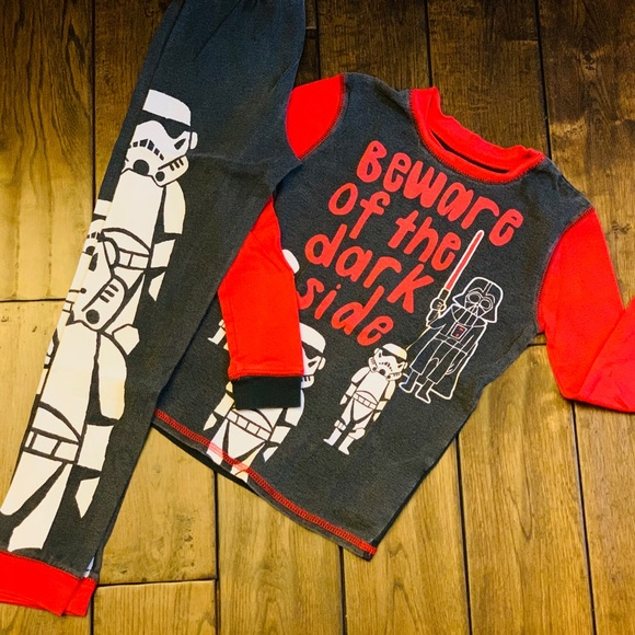Disney Store Star Wars 2-pc Pajama Set